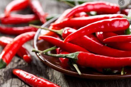 cabai merah vitamin c