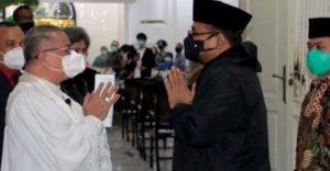 menteri yaqut dan persatuan seluruh umat di indonesia