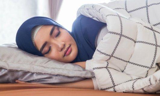 Menikmati Tidur Seperti Contoh Rasulullah saw
