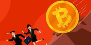 bitcoin turun drastis