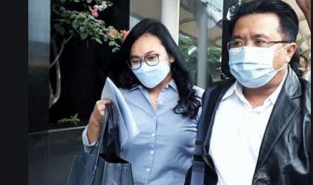 Daning Saraswati Penuhi Panggilan KPK, Saksi Korupsi Kemensos